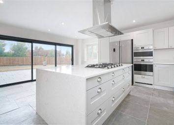 The Street, West Horsley, Leatherhead, Surrey KT24. 5 bed detached house