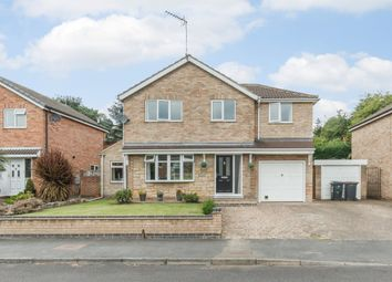 Thumbnail 4 bed detached house for sale in St. Margarets Gardens, Knaresborough, North Yorkshire