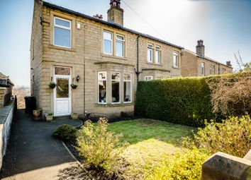 Thumbnail 3 bed semi-detached house for sale in Heaton Road, Huddersfield