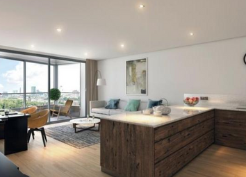 Thumbnail 2 bed flat for sale in Camley Street, King's Cross, London
