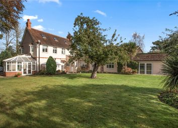Thumbnail 5 bed detached house for sale in Chandlers Lane, Yateley, Hampshire