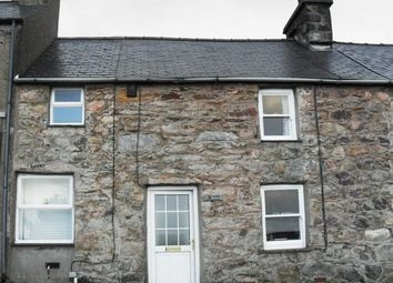 Thumbnail 2 bed terraced house to rent in Ty Uchaf, Clynnog Fawr