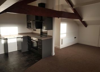Thumbnail 1 bed flat to rent in 8 Elizabeth Street, Burnley