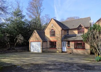 Thumbnail 4 bed detached house for sale in Moorland Close, Dibden Purlieu, Southampton