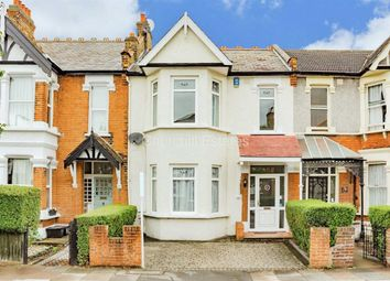 Thumbnail 3 bedroom terraced house for sale in Dover Road, Wanstead, London