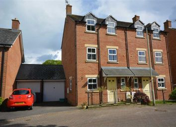 Thumbnail 4 bed semi-detached house for sale in Mount Pleasant Kingsway, Quedgeley, Gloucester