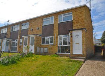 Thumbnail 2 bed maisonette for sale in Lower Elmstone Drive, Tilehurst, Reading, Berkshire