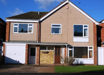 Thumbnail 5 bed detached house for sale in Weston Road, Albrighton, Wolverhampton