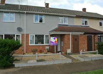 Thumbnail 2 bed terraced house for sale in 31 Lale Walk, Wittering, Peterborough, Cambridgeshire