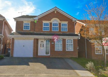 4 bed detached house for sale in John Hibbard Crescent, Woodhouse, Sheffield S13
