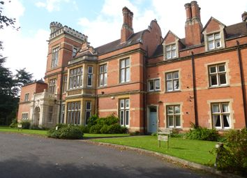 Thumbnail 2 bed flat to rent in Chadwick Manor, Warwick Road, Knowle