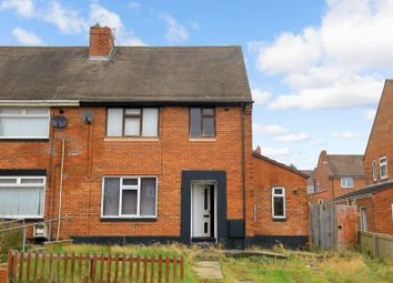 Thumbnail 3 bed end terrace house for sale in Hollyhill Gardens West, Stanley, Durham