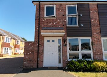 Thumbnail 2 bed semi-detached house for sale in Elder Road, Grimsby