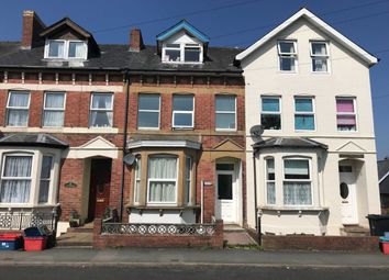 Thumbnail 6 bed terraced house for sale in Waterloo Road, Llandrindod Wells, Powys