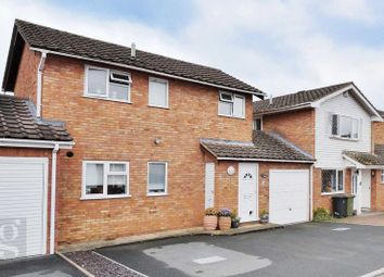 Thumbnail 3 bed link-detached house for sale in Doncaster Avenue, Bobblestock, Hereford