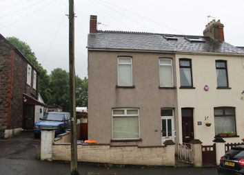 Thumbnail 2 bed end terrace house for sale in Whitstone Road, Newport