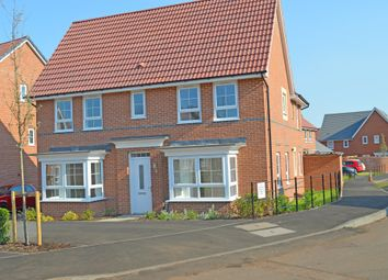 "Thumbnail 4 bedroom detached house for sale in ""Alnwick"" at Ripon Road, Kirby Hill, Boroughbridge, York"
