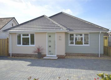 Thumbnail 3 bedroom detached bungalow for sale in Hengistbury Road, Barton On Sea, New Milton