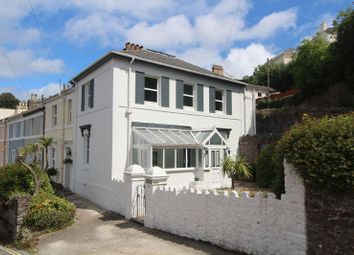 Thumbnail 3 bed end terrace house for sale in Hillesdon Road, Torquay