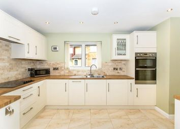 Thumbnail 4 bed detached house for sale in Crane Street, Brampton, Huntingdon, Cambridgeshire