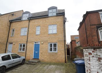 Thumbnail 4 bedroom town house to rent in St. Andrews Street North, Bury St. Edmunds