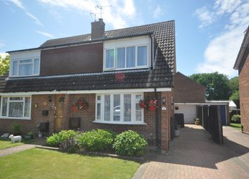 Thumbnail 3 bed semi-detached house to rent in Ash Tree Drive, West Kingsdown, Sevenoaks