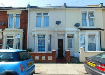 Thumbnail 3 bedroom terraced house for sale in Walmer Road, Portsmouth