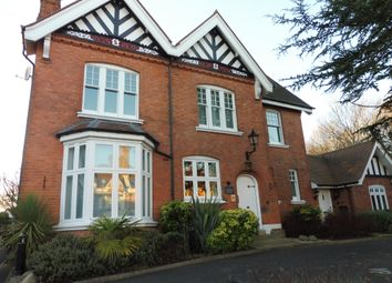 Thumbnail 2 bed penthouse for sale in Lichfield Road, Four Oaks, Sutton Coldfield