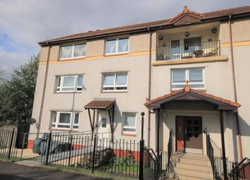 Thumbnail 3 bed flat for sale in Fife Drive, Motherwell