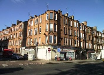 Thumbnail 1 bed flat to rent in Aberdour Street, Dennistoun, Glasgow G31,