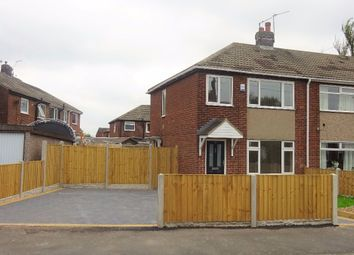 Thumbnail 3 bed town house for sale in Springfield Crescent, Morley, Leeds