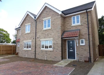 Thumbnail 3 bed semi-detached house for sale in Cricket Field Road, Mays Gardens, Newmarket