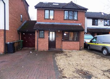 Thumbnail 4 bed detached house to rent in The Greenwoods, Stourbridge