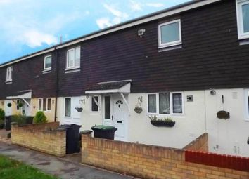 Thumbnail 3 bed terraced house for sale in Hardway, Gosport, Hampshire