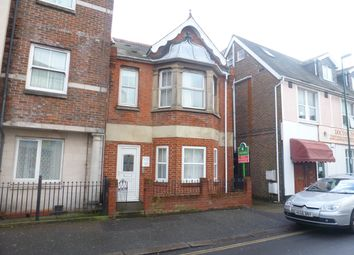 Thumbnail 1 bed flat to rent in Richmond Road, Bognor Regis