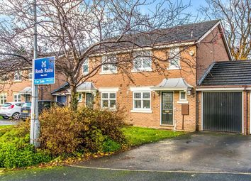 Thumbnail 3 bed semi-detached house for sale in Glenside Drive, Wilmslow
