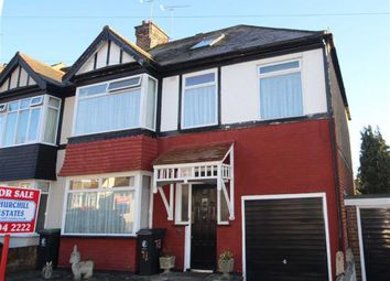 Thumbnail 5 bed semi-detached house for sale in Chestnut Ave, Buckhurst Hill, Essex