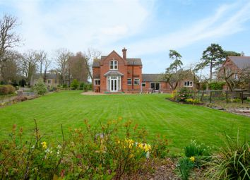 Thumbnail 4 bed detached house for sale in Cromer Road, Lower Gresham, Norwich