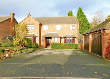 Thumbnail 5 bed detached house for sale in Kenderdine Close, Bednall, Stafford