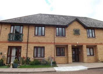 Thumbnail 2 bed flat for sale in Millers Court, Shortmead Street, Biggleswade, Bedfordshire