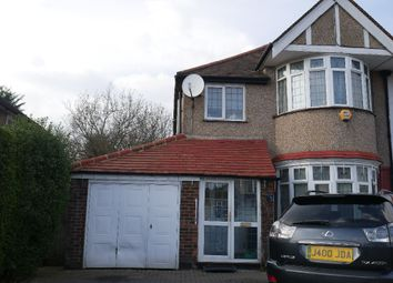 Thumbnail 1 bed flat to rent in Parkside Way, North Harrow