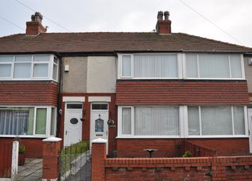 Thumbnail 2 bed terraced house for sale in Ivy Avenue, South Shore, Blackpool