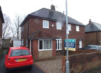 Thumbnail 3 bedroom semi-detached house to rent in Rivington Crescent, Stoke-On-Trent