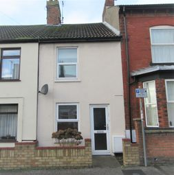 Thumbnail 3 bedroom terraced house to rent in Raglan Street, Lowestoft