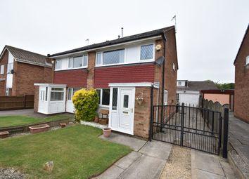 Thumbnail Semi-detached house for sale in Braemar Drive, Garforth, Leeds