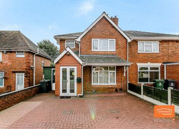 Thumbnail 3 bed semi-detached house for sale in Ash Street, Walsall