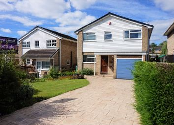 Thumbnail 3 bed detached house for sale in Hoyle Court Drive, Shipley
