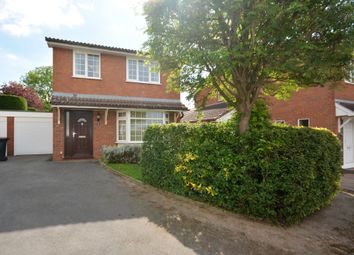 Thumbnail 4 bed detached house for sale in Lidgate Walk, Westbury Park, Clayton