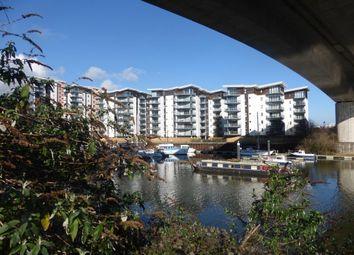 Thumbnail 2 bedroom flat to rent in Victoria Wharf, Watkiss Way, Cardiff