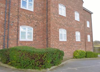 Thumbnail 2 bed flat for sale in Bracken Way, Harworth, Doncaster